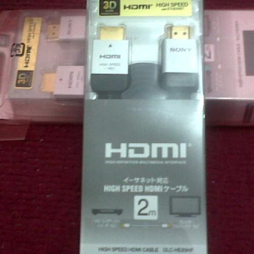 Foto Produk KABEL HDMI ORIGINAL dari WORLD GAME