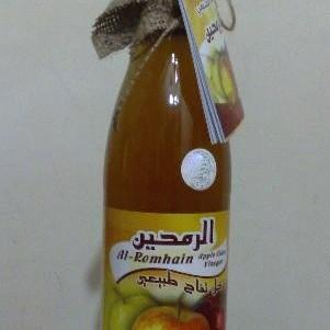 Foto Produk Cuka Apel - Apple Cider Vinegar Natural dari TIMUR TENGAH SHOP