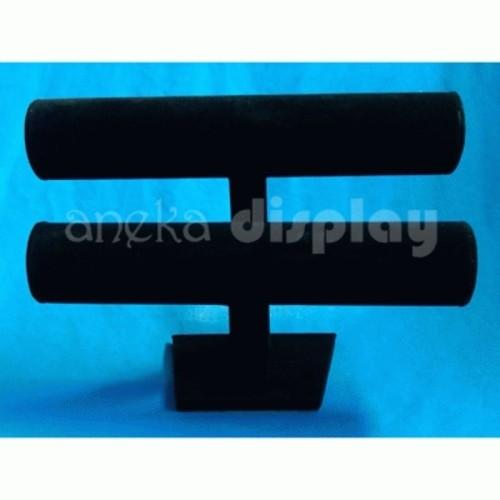 Foto Produk Display Gelang 2 Susun dari Aneka Display