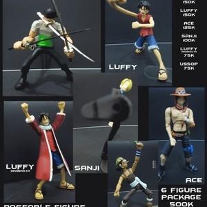 Foto Produk One Piece Poseable dari Saltandlight e-Shop