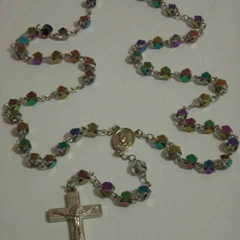Foto Produk Rosary Blink Square dari Ansalina Handmade
