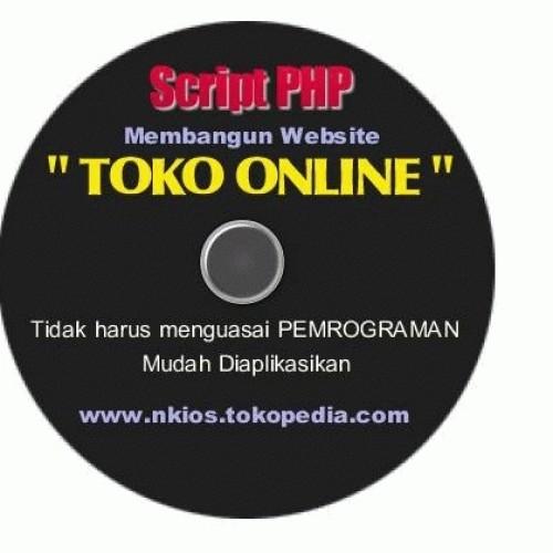 """Foto Produk Script PHP """"TOKO ONLINE"""" dari rlsdn-2638"""