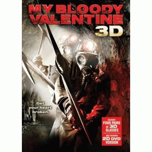 Foto Produk My Bloody Valentine 3D (3D Movie) (MMA012/2009) dari Kemang DVD Premium