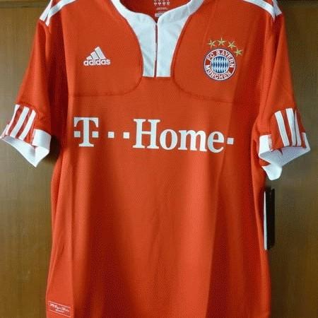 Foto Produk Jersey bola Bayern Munchen dari The Football Shop