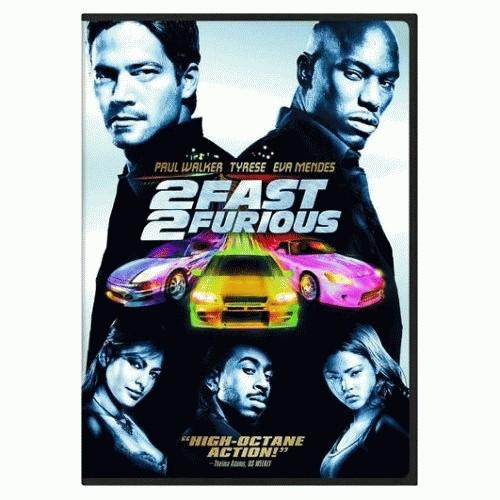 Foto Produk 2 Fast 2 Furious (MFA016B/2003) dari Kemang DVD Premium