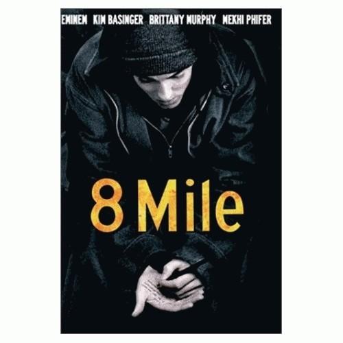 Foto Produk 8 Mile (M8A001/2002) dari Kemang DVD Premium