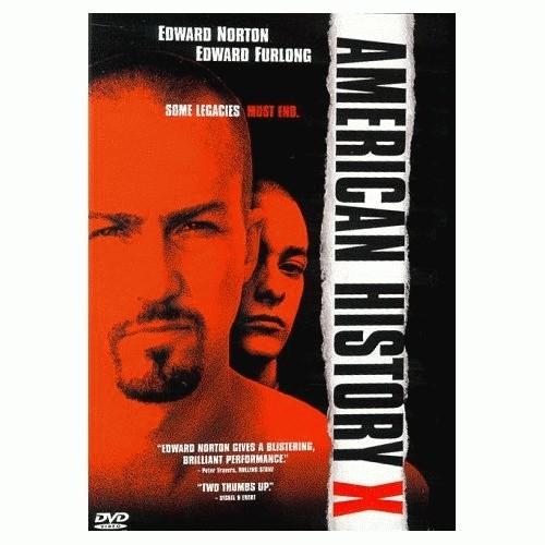 Foto Produk American History X (MAA003/1998) dari Kemang DVD Premium
