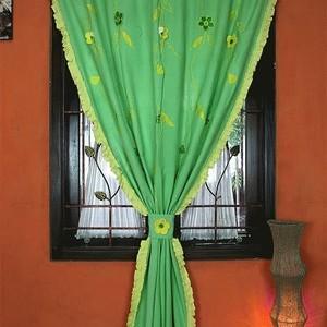 Foto Produk Gorden Tenun Rempel dari padma tenun