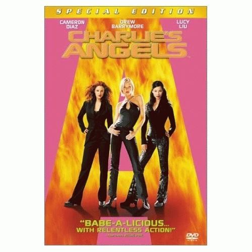 Foto Produk Charlie's Angels (MCA016/2000) dari Kemang DVD Premium