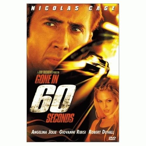 Foto Produk Gone In Sixty Second (MGA009/2000) dari Kemang DVD Premium