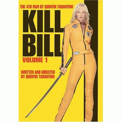 Foto Produk Kill Bill: Vol 1 (MKA006/2003) dari Kemang DVD Premium