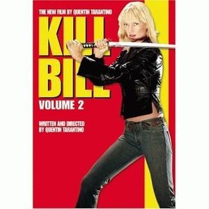 Foto Produk Kill Bill: Vol 2 (MKA006B/2004) dari Kemang DVD Premium