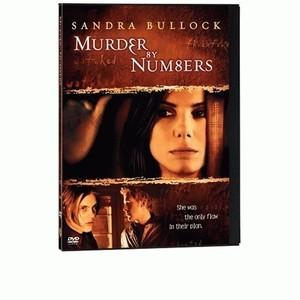 Foto Produk Murder By Numbers (MMA005/2002) dari Kemang DVD Premium