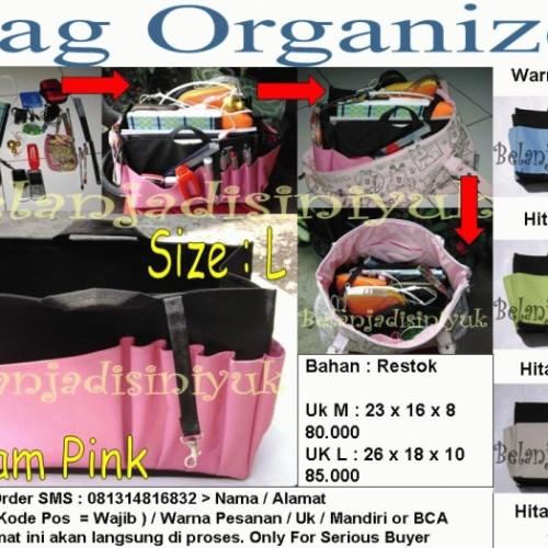 Foto Produk Bag Organizer dari Belanjadisiniyuk
