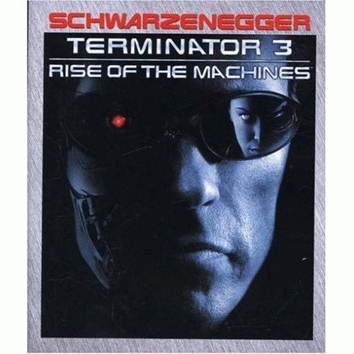 Foto Produk Terminator 3: Rise Of The Machines (MTA005C/2003) dari Kemang DVD Premium
