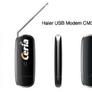 Foto Produk Modem USB Ceria Haier CM300 dari indhi jaya makmur