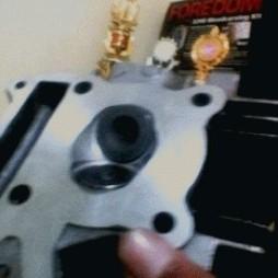 Foto Produk Cylinder Head Racing Yamaha Jupiter Z dari Racing Automotive Tuning