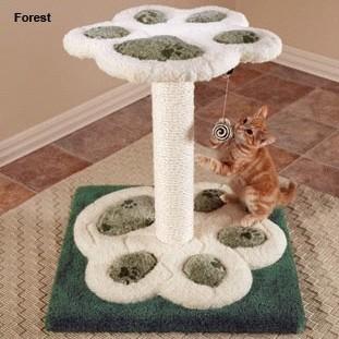 Foto Produk Cat Tree Square Flower dari Catty-Doggy