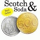 Foto Produk Scotch & Soda ( Plus Video 25 Trick With Scotch & Soda )  dari Firemagic