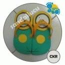 Foto Produk Sandal Lucu  (CKR-1) dari Perdana Shop