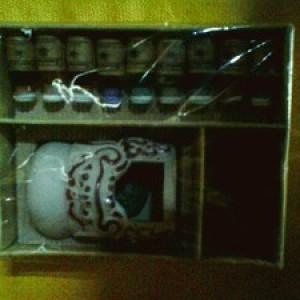 Foto Produk Barner Oil 9 dari Bedeg Bali
