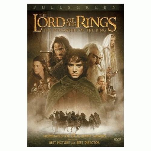Foto Produk The Lord Of The Rings: The Fellowship Of The Ring (MLA011/2001) dari Kemang DVD Premium