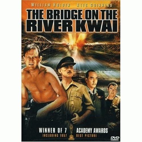 Foto Produk The Bridge On The River Kwai (MBA042/1957) dari Kemang DVD Premium