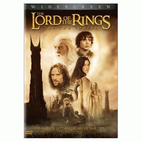 Foto Produk The Lord Of The Rings: The Two Towers (MLA011B/2002) dari Kemang DVD Premium