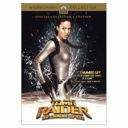 Foto Produk Lara Croft Tomb Raider: The Cradle Of Life (MLA013B/2003) dari Kemang DVD Premium