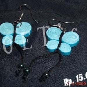 Foto Produk anting kupu-Biru dari rlsdn-3298