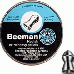 Foto Produk Pellets_Beeman Kodiak Extra Heavy 4.5mm dari MILZONE