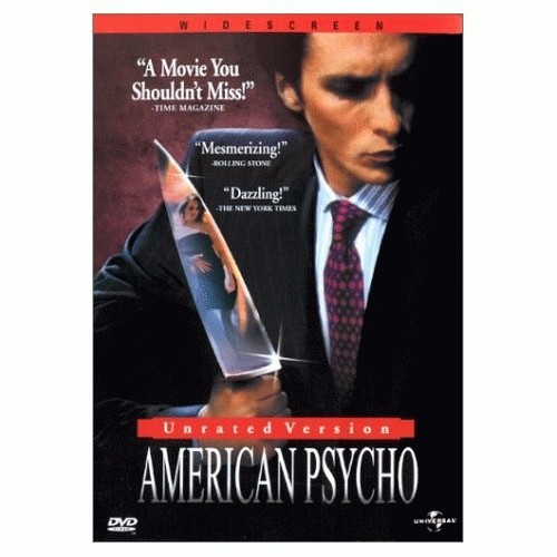 Foto Produk American Psycho (MAA028/2000) dari Kemang DVD Premium