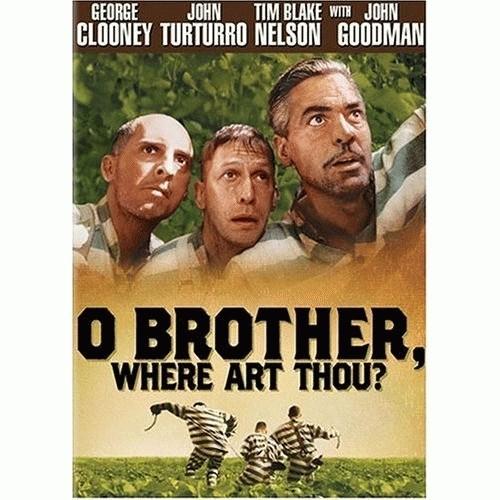 Foto Produk O Brother, Where Art Thou? (MOA012/2000) dari Kemang DVD Premium