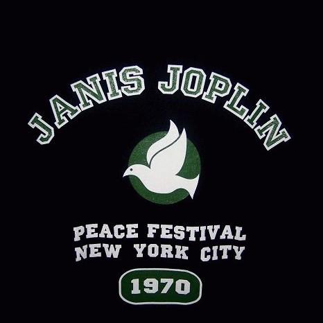 Foto Produk Janis Joplin-Peace Festival dari Zapstore