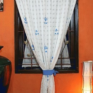 Foto Produk Vitrage dari padma tenun