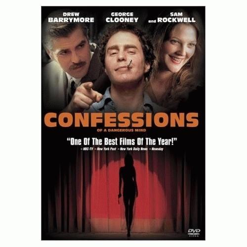 Foto Produk Confessions Of a Dangerous Mind (MCA034/2002) dari Kemang DVD Premium