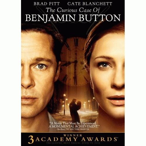 Foto Produk The Curious Case Of Benjamin Button (MCA011/2008) dari Kemang DVD Premium