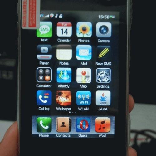 Foto Produk Iphone China (Wifi, TV, Dual GSM, Dll) dari Ngadi OnlineShop