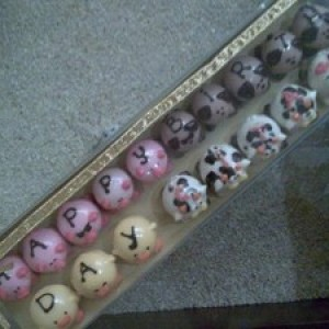 Foto Produk Medium Sweet B'day Package dari Choco Shop