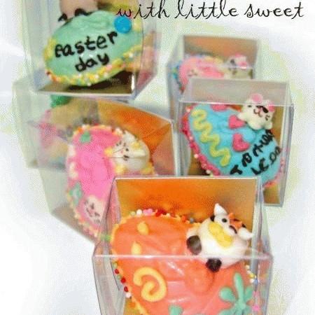 Foto Produk easter egg with little sweet dari Choco Shop