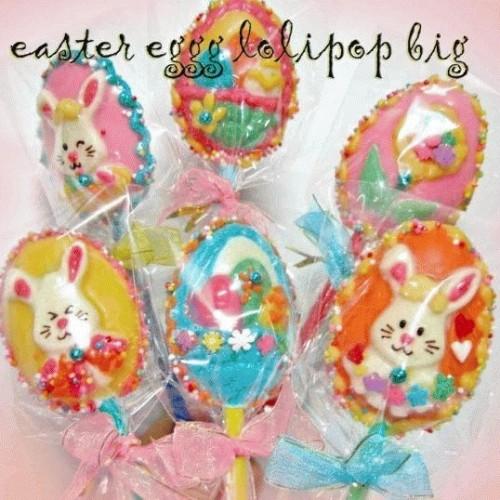 Foto Produk Large Egg Lolipop dari Choco Shop