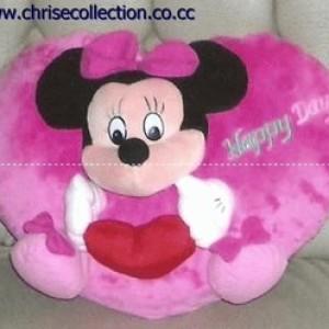 Foto Produk Bantal Hati Mini Mouse dari Toko Imut
