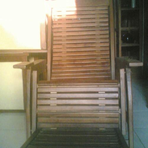 Foto Produk Kursi Goyang dari Mustika Meubel Jepara