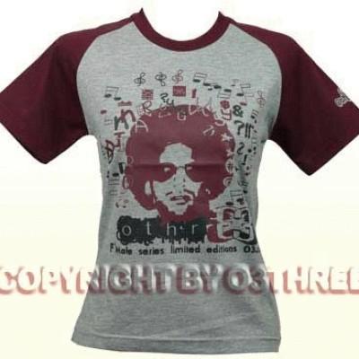 Foto Produk Female Tshirt Reglan MH dari o3