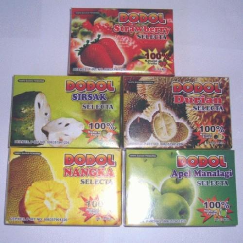 Foto Produk Aneka dodol dan Jenang Buah dari KERIPIK TEMPE AINIER