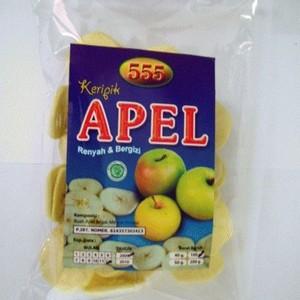 Foto Produk Keripik Apel (Transparan) dari KERIPIK TEMPE AINIER
