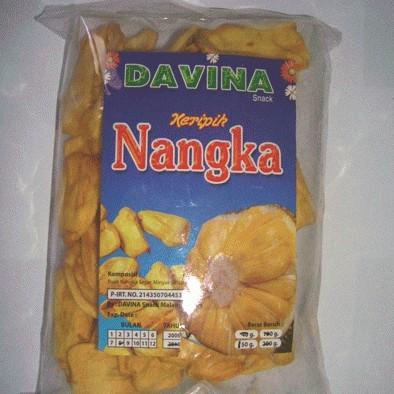 Foto Produk Keripik Nangka (Transparan) dari KERIPIK TEMPE AINIER