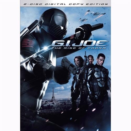 Foto Produk G.I. Joe: The Rise Of Cobra (MGA007D/2009) dari Kemang DVD Premium