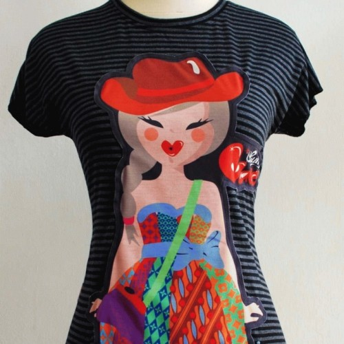 Foto Produk T'Shirt Eclectic dari Opium Babe ^