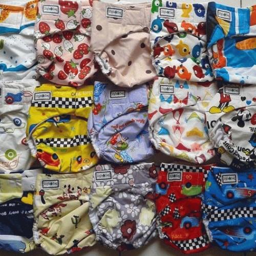 Foto Produk Zigiezag Clothdiaper dari Toko Perlengkapan Bayi